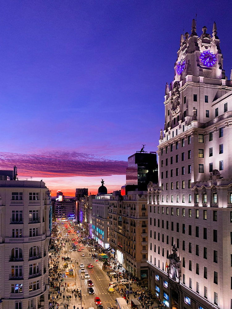 Madrid Luxury District at Fitur