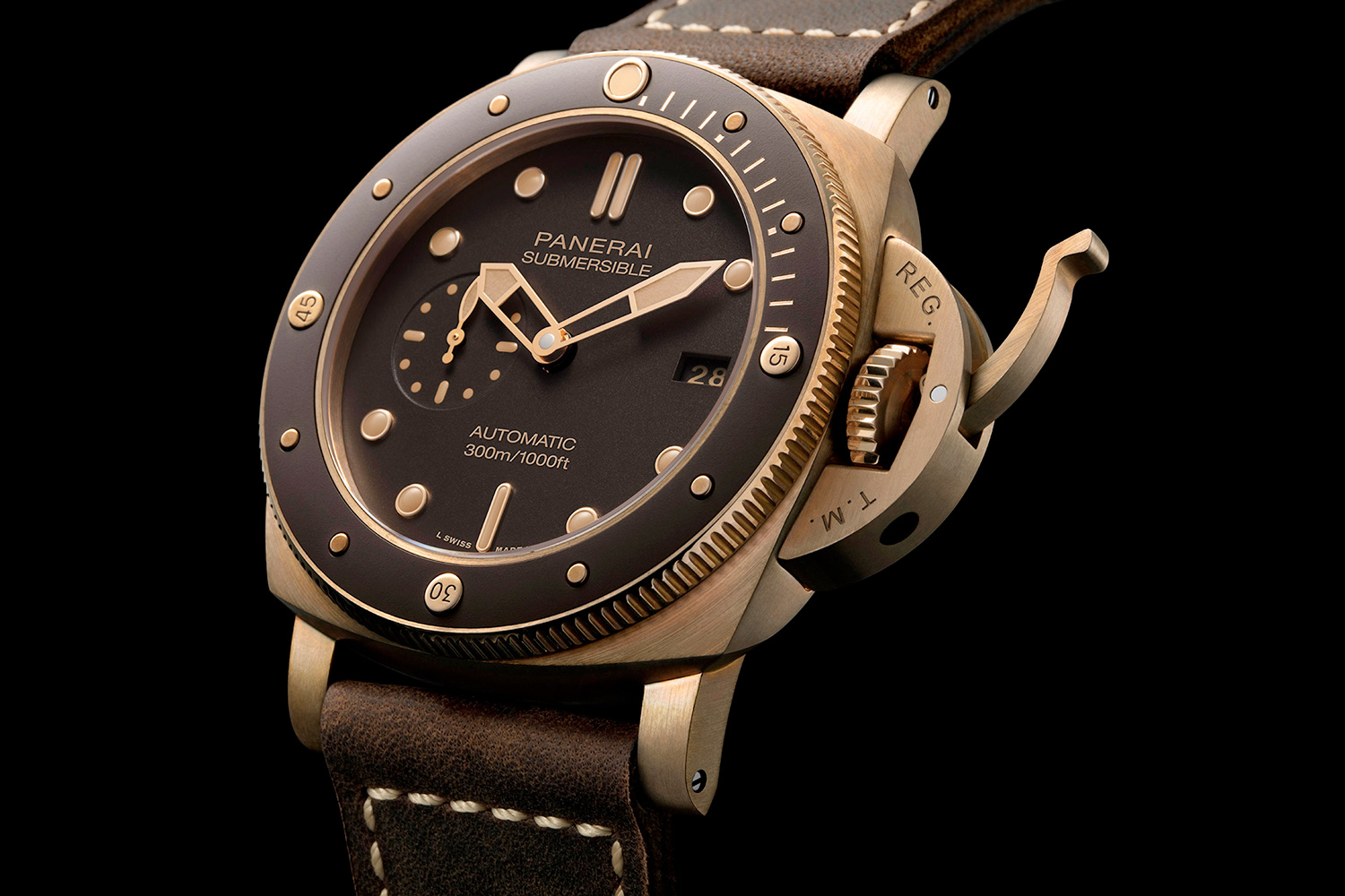 Panerai. Innovation and tradition