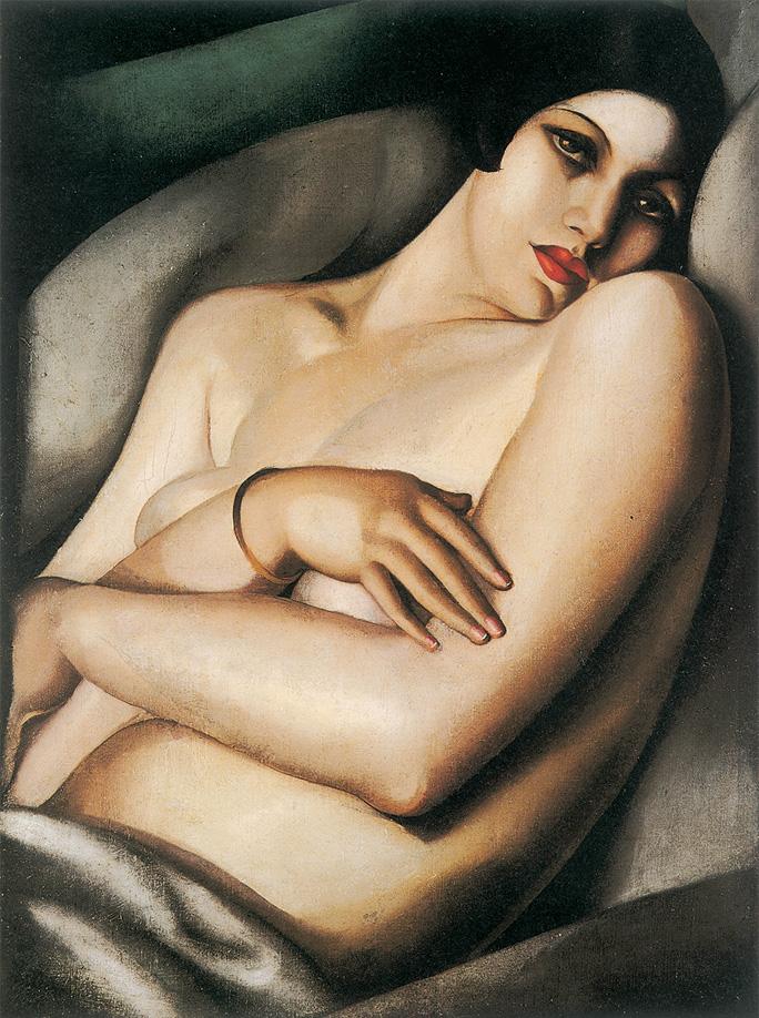 Tamara of Lempicka
